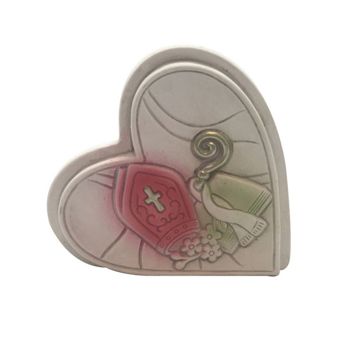 Confirmation Heart Plaque