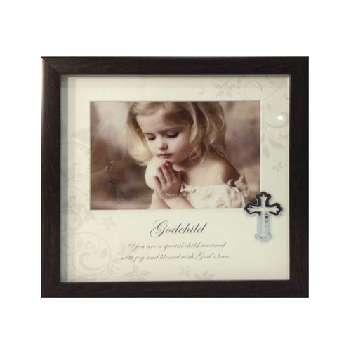 Godchild Photo Frame