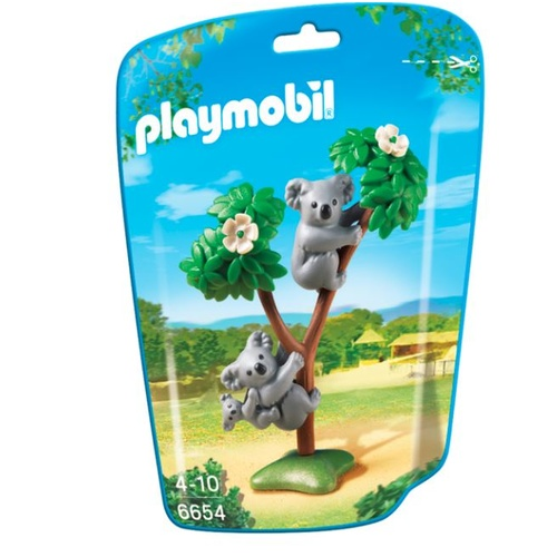 Playmobil City Life - Koala Family