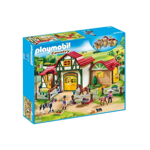 Playmobil Country - Horse Farm