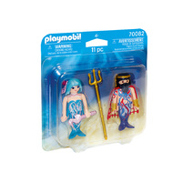 Playmobil Magic - Sea King and Mermaid