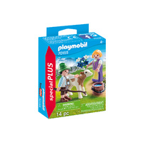 Playmobil Country - Special Plus Children with Calf