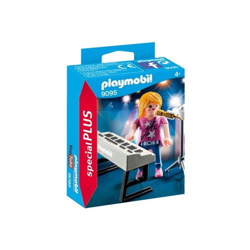 Playmobil City Life - Singer with Keyboard