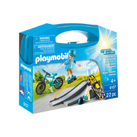 Playmobil Action - Extreme Sports Carry Case