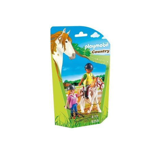 Playmobil Country - Riding Instructor