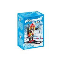 Playmobil Family Fun - Female Biathlete