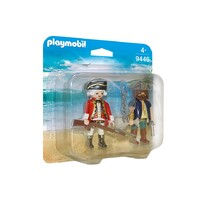 Playmobil Pirates - Pirate And Soldier Duo Pack