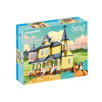 Playmobil Spirit Riding Free - Lucky's Happy Home