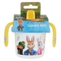 Beatrix Potter Peter Rabbit Training Mug - Animated Peter Rabbit