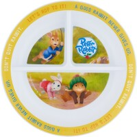 Peter Rabbit Section Plate - Animated Peter Rabbit
