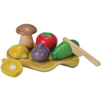 PlanToys Pretend Play - Assorted Vegetable Set