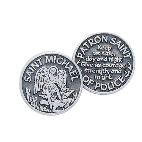 Pocket Token - St Michael