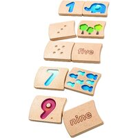 PlanToys Learning & Education - Number 1-10
