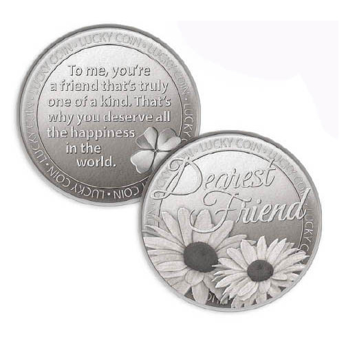 Lucky Coin - Dearest Friend