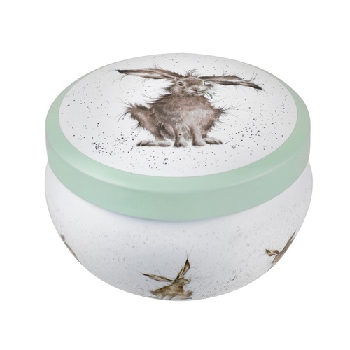 Royal Worcester Wrendale Boutique Candle in a Tin - Good Hare Day