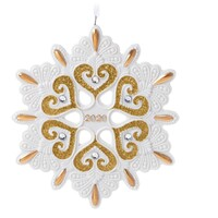 2020 Hallmark Keepsake Ornament - 2020 Snowflake Ornament