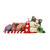 2019 Hallmark Keepsake Ornament - Mischievous Kittens