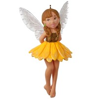 2020 Hallmark Keepsake Ornament - Fairy Messengers Sunflower Fairy