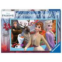 Ravensburger Puzzle 35pc - Frozen 2 Prepare for Adventure