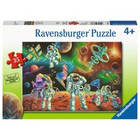Ravensburger Puzzle 35pc - Moon Landing