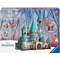 Ravensburger Puzzle 216pc - Frozen 2 Castle 3D