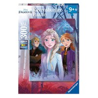 Ravensburger Puzzle 300pc XXL - Disney Frozen 2 - Elsa, Anna and Kristoff