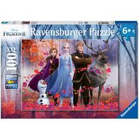 Ravensburger Puzzle 100pc XXL - Disney Frozen 2 - Magic of the Forest