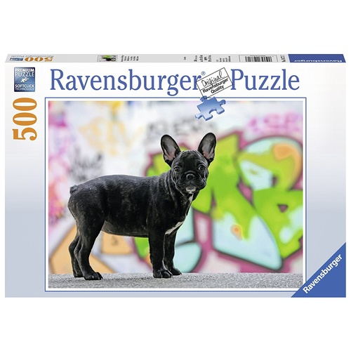 Ravensburger Puzzle 500pc - French Bulldog