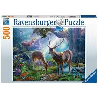 Ravensburger Puzzle 500pc - Deer in the Wild