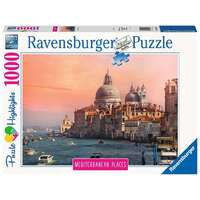 Ravensburger Puzzle 1000pc - Mediterranean Itally