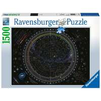 Ravensburger Puzzle 1500pc - Map of the Universe