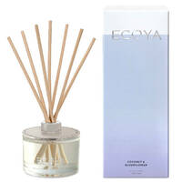 Ecoya Reed Diffuser - Coconut & Elderflower