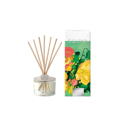 Ecoya Limited Edition Reed Diffuser - Freesia & Grapefruit