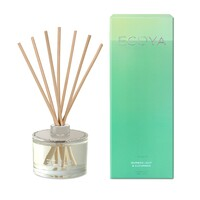 Ecoya Limited Edition Reed Diffuser - Bamboo Leaf and Cucumber