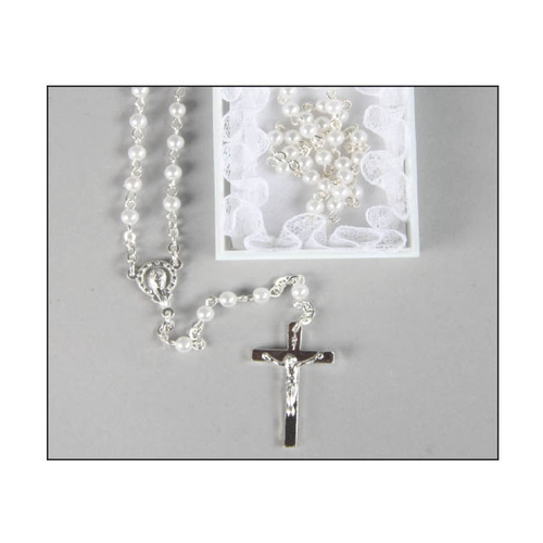 My First Rosary - White