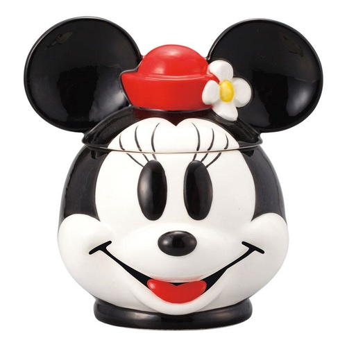 Disney 3D Mug With Lid - Minnie Mouse