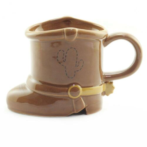 Disney Tea For One - Woody's Boot Mug