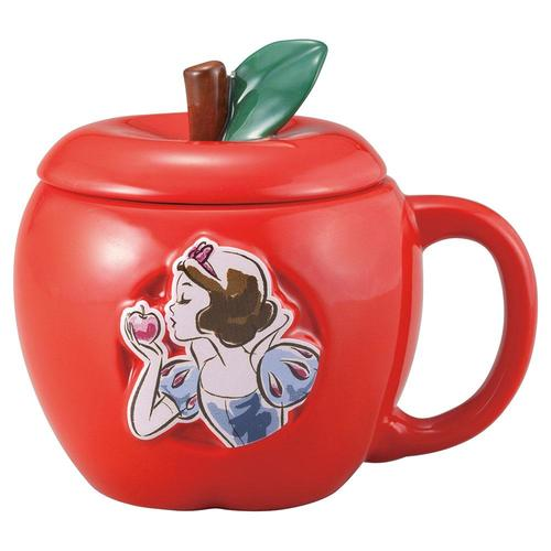 Disney Snow White and the Seven Dwarfs Apple Mug