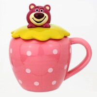 Disney/Pixar Toy Story Lotso Berry 3D Mug With Lid