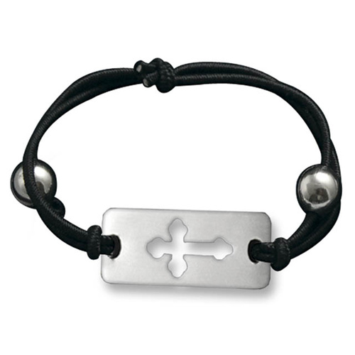 Stretch Bracelet - Cross