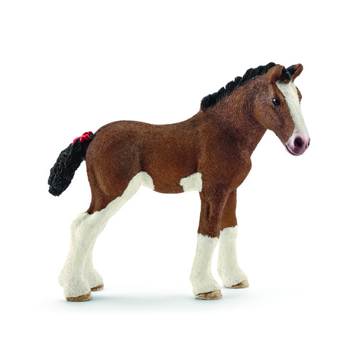 Schleich Horse Club - Clydesdale foal