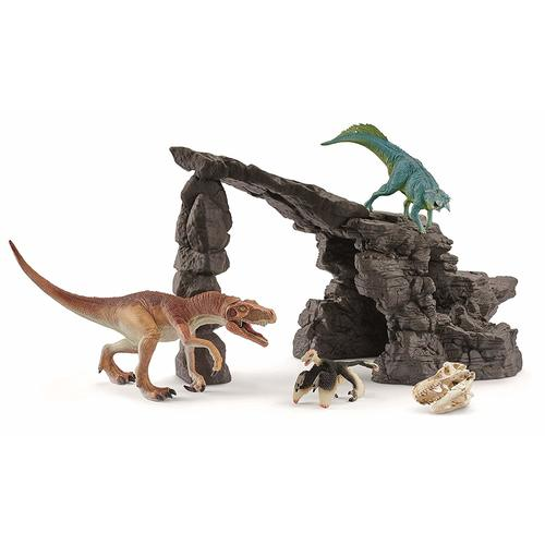 Schleich Dinosaurs - Dino Set with Cave
