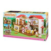 Sylvanian Families - Red Roof Country Home