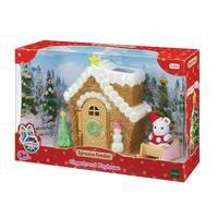 Sylvanian Families - Christmas Gingerbread Playhouse