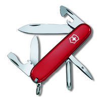 Victorinox Swiss Army Knife - Tinker Red