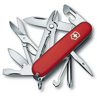 Victorinox Swiss Army Knife - Deluxe Tinker Red