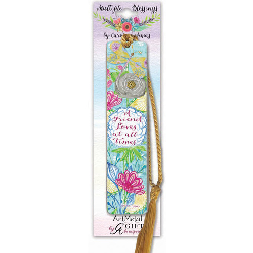 Bookmark Blessings - A Friend Loves
