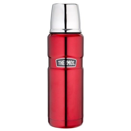 Thermos Stainless King Vacuum Flask 470ml Red