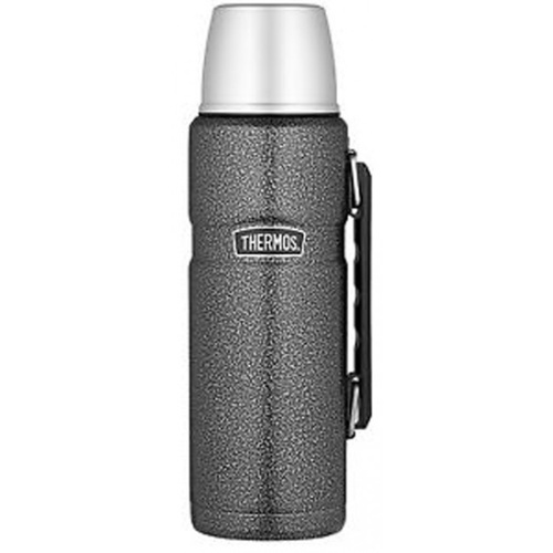Thermos Stainless King Vacuum Flask 1.2L Hammertone
