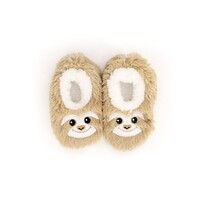 Slumbies Baby Furry Footpals - Sloth